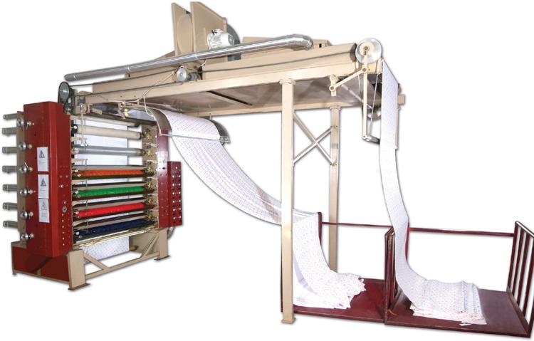 Purde Machine, fabric print machine, fabric print machines